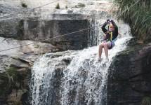 Tsitsikamma Falls Adventure - Abseiling