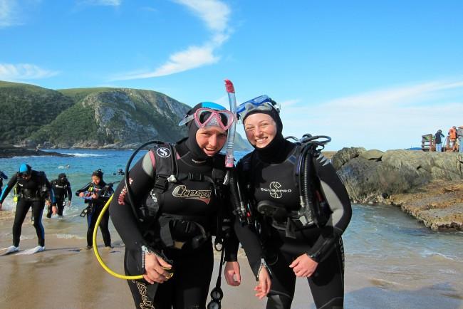 Untouched Adventures - Scuba Diving