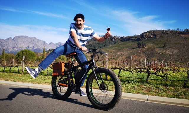 Vinebikes - Electric Bicycle Wine Farm Tours