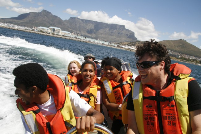 Waterfront Charters - Power Boating