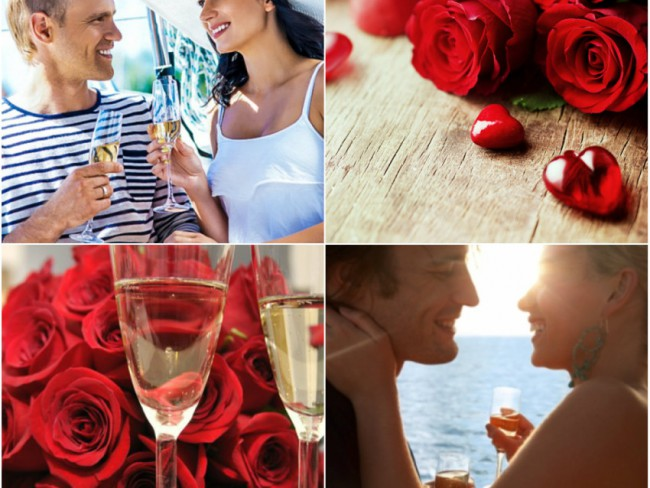 Waterfront Charters - Valentine's Day Boat Cruise