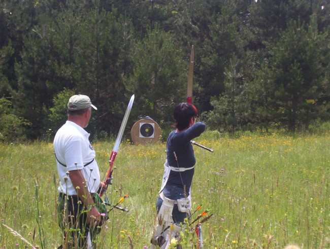 Waterhaven Country Estate - Archery
