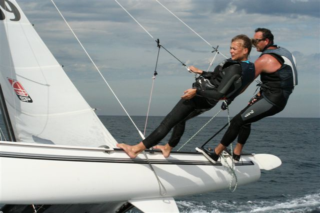 Waterworx Adrenaline Sailing