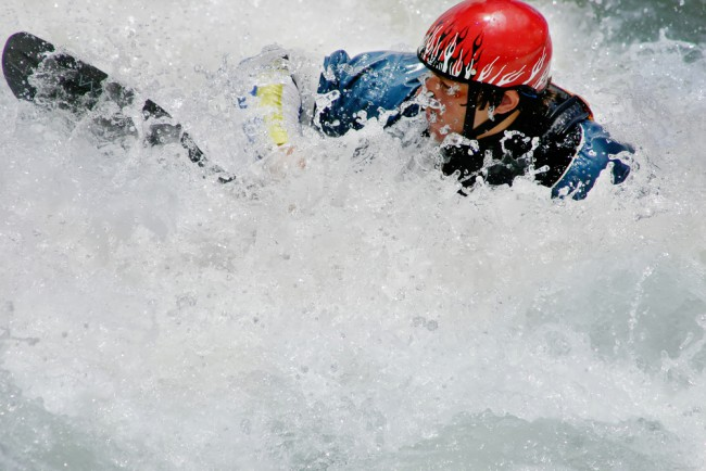 Swift Water Rescue Course - White Water Training