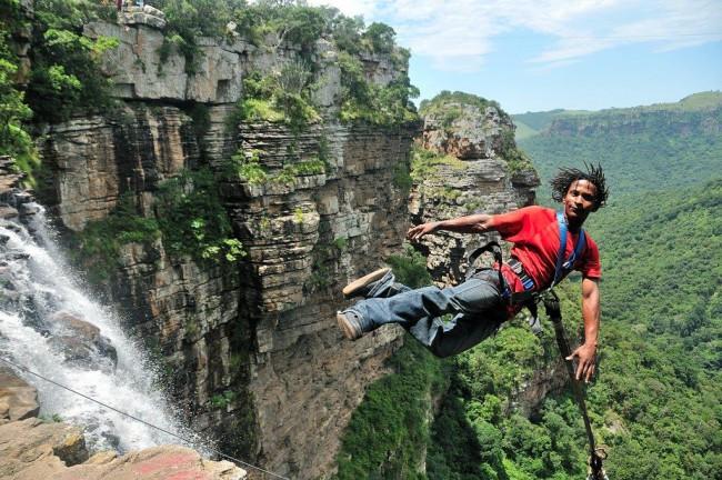 Wild Five Adventures - Gorge Swing