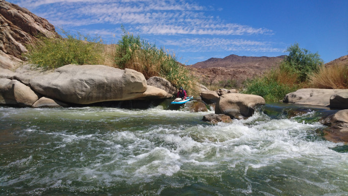 Wildbird Adventures - Orange River SUP and Yoga Adventures