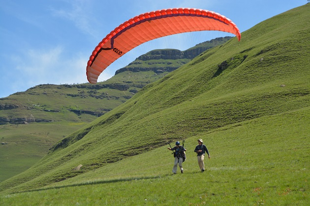 Paragliding Course South Africa