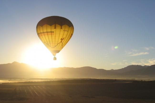 Wineland Ballooning