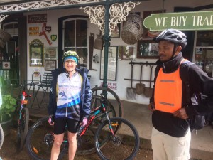Guided Biking Tour of Stellenbosch