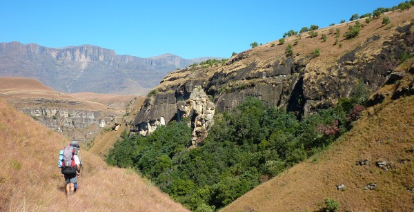 3 Day Amphithetre Drakensberg hike