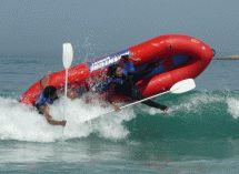Adventure Works - Croc Surfing