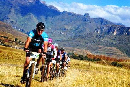 Mountian Biking South Africa