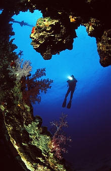 Deep Ocean Diving