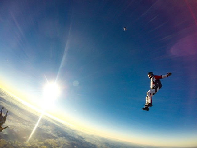 Skydiving Jeffreys Bay