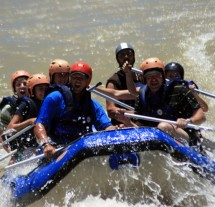 Four Rivers Rafting and Adventures