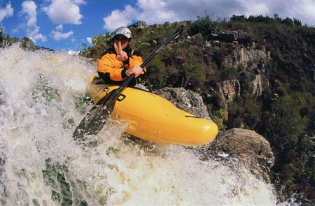 White Water Rafting South Africa