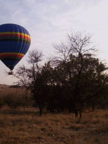 Hot-Air Ballooning SA - Gauteng