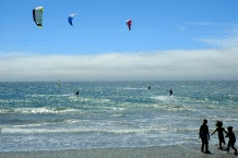 Kite Surfing1