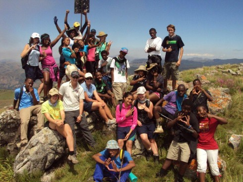 Magoebaskloof Adventure Camp - Camp Summit