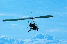 Microlight Flying2