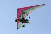 Microlight Flying6