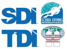 Scuba Diving International (SDI) and Technical Diving International (TDI)