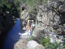 Tsitsikamma Falls Adventure - Zip Line