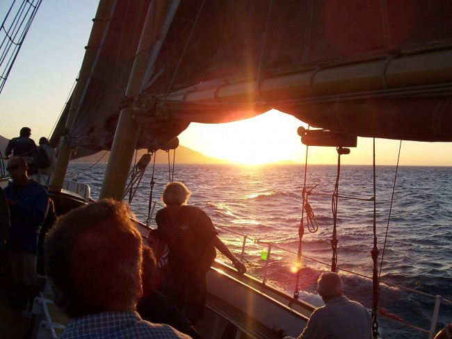 Waterfront Charters - Sunset Cruises