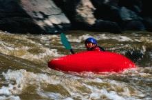 White Water kayaking2