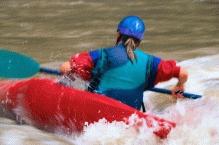 White Water kayaking3