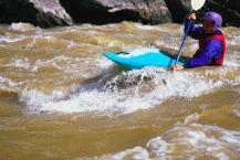 White Water kayaking4